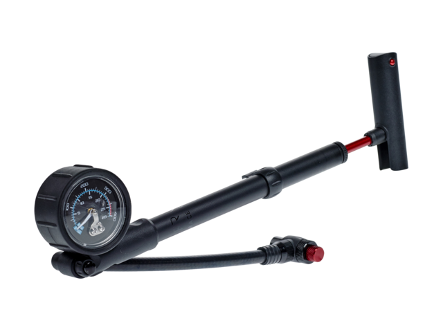 Cube RFR suspension pump black´n´glossy black´n´red